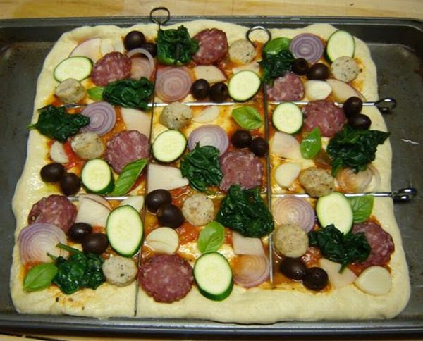 Pizza Art (13 pics)