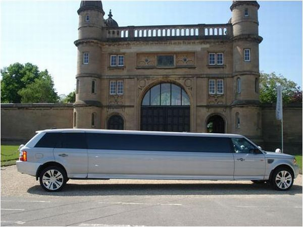 Audi Q7 Limo with Jet Door and Making of Range Rover Limo! (22 pics)