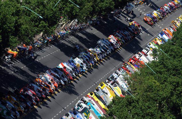 The Dakar Rally in South America (37 pics)
