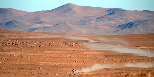 The Dakar Rally in South America (37 pics)