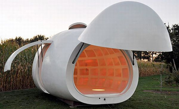 Blob VB3 – an Interesting Egg Shape Mobile Unit (23 pics)
