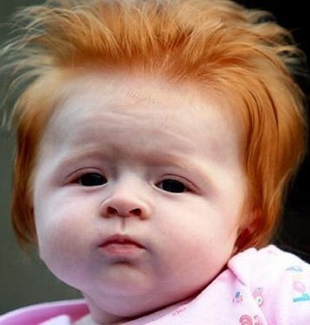Babies Doing Cool Elvis Impressions (17 pics)
