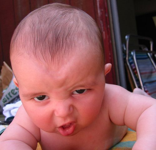 Awesome Baby Images: Babies Doing Cool Elvis Impressions (17 Pics)