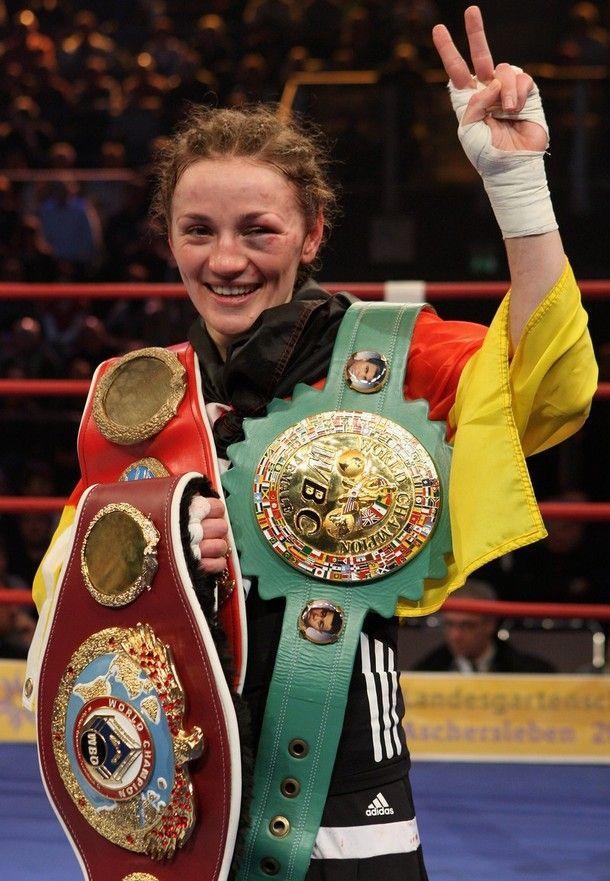 Women's Boxing Is Not Less Violent than Men's Boxing! (8 pics)