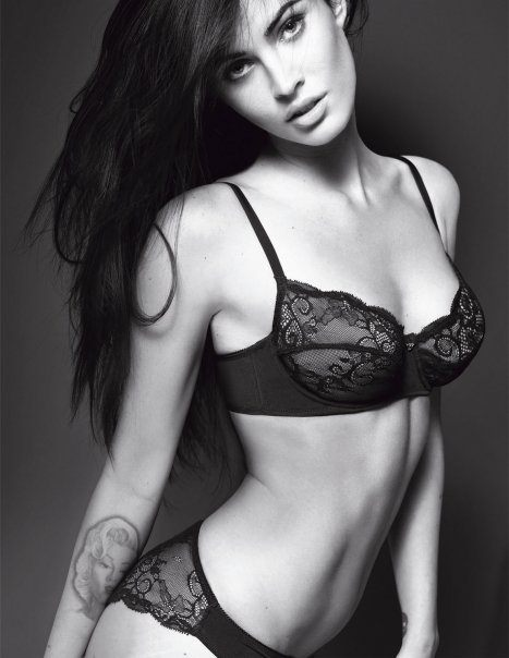 Megan Fox Lingerie Pictures. Too Sexy (10 pics)