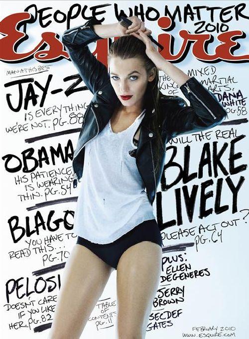 Blake Lively. Hotness Overload (4 pics)