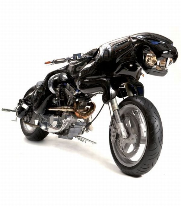 Panther and Bull Bikes (5 pics)