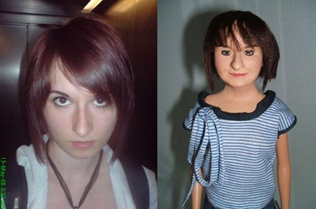 Doll with Your Face (24 pics)