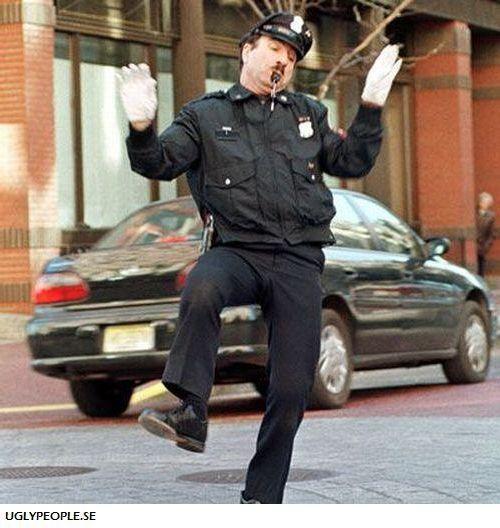 Cops' Fails (70 pics)