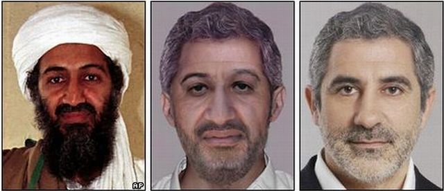Photomontage from the FBI (7 pics)