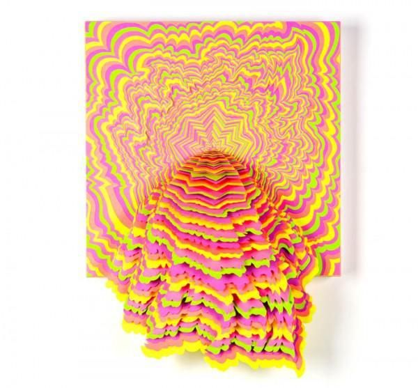 Paper Art from Jen Stark (13 pics)