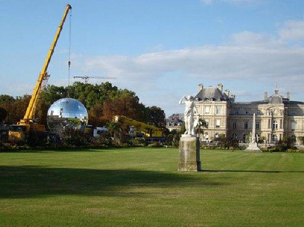 World's Biggest Disco Ball (10 pics)