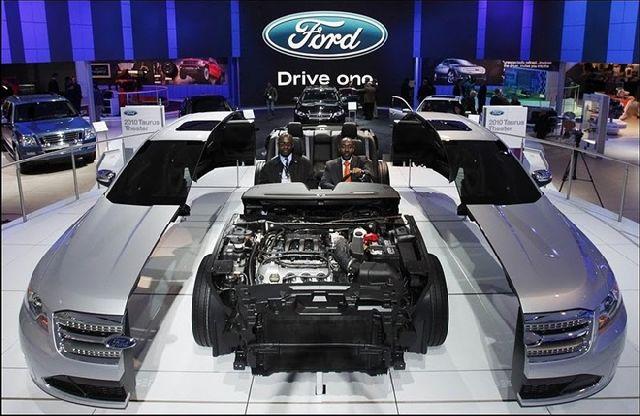 North American International Auto Show (30 pics)