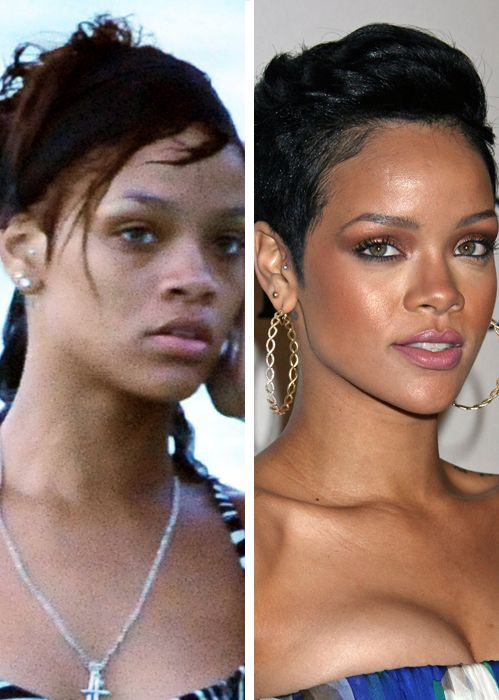 rihanna no makeup. without Make-Up (28 pics)