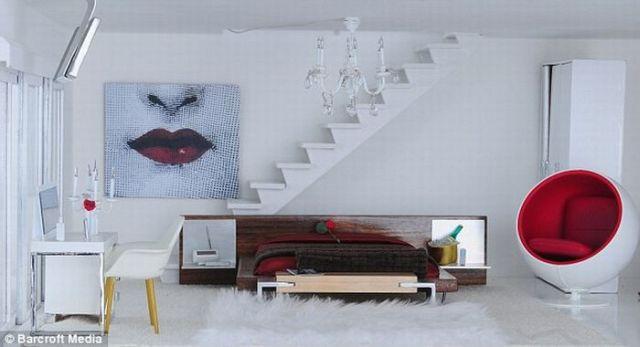Modern Doll House (7 pics)