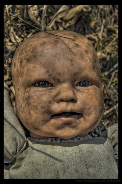 These Dolls Will Make You Feel the Fear (15 pics)