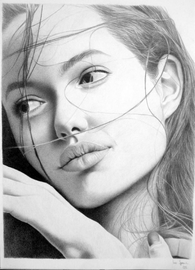 Great Pencil Drawings (39 pics) - Izismile.com