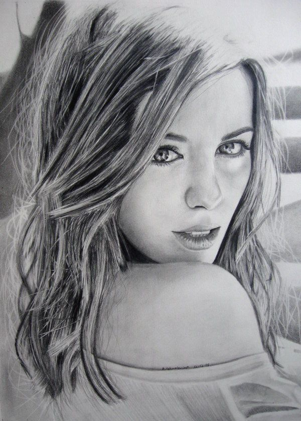 Pencil Drawings: Pencil Drawings Made By People