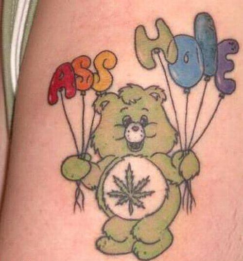 Weird Tattoos (39 pics)