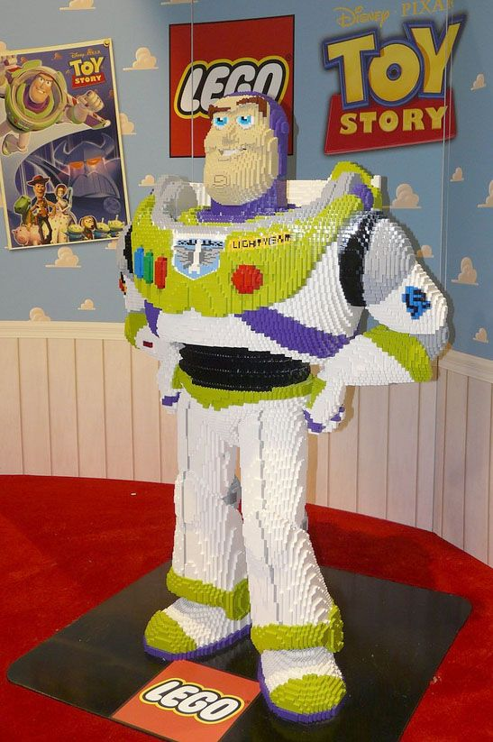 Great Life Sized Lego Objects (17 pics)