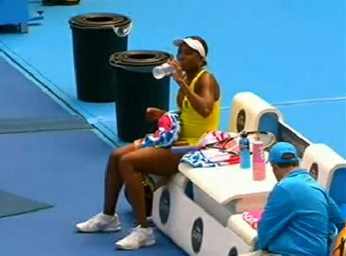 Venus Williams in a Very Short Skirt… (8 pics)
