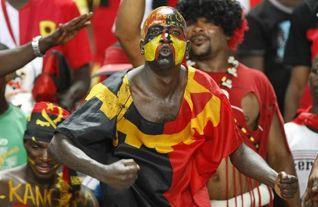 Soccer Fans at the African Cup of Nations (26 pics)