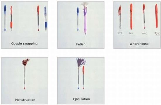 Explaining Sex with Pens! (33 pics)
