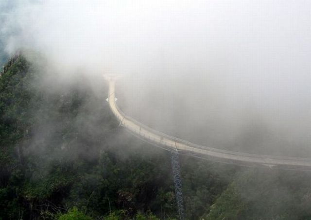 The Sky Bridge of Malaysia (20 pics)