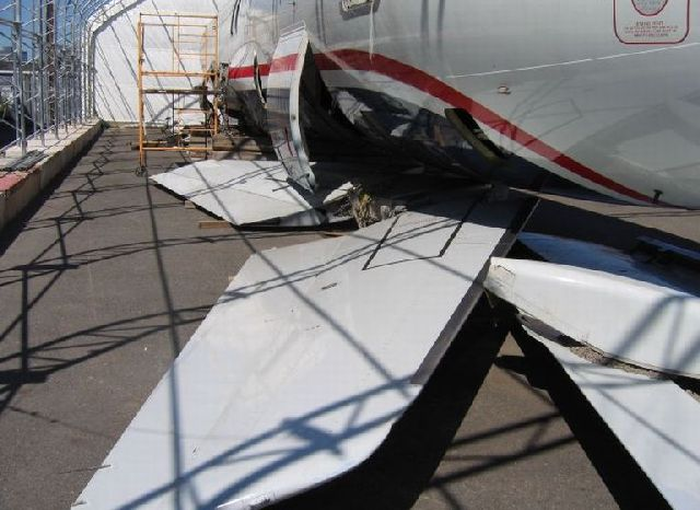 Crashed Aircraft for Sale (24 pics)