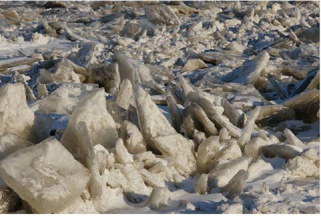 A Frozen River (7 pics)