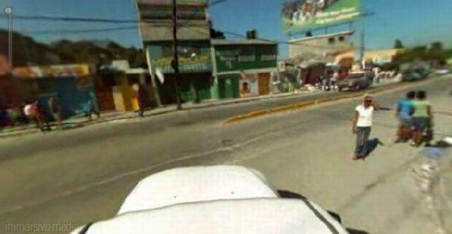 Look at Haiti with a 360-Degree Camera