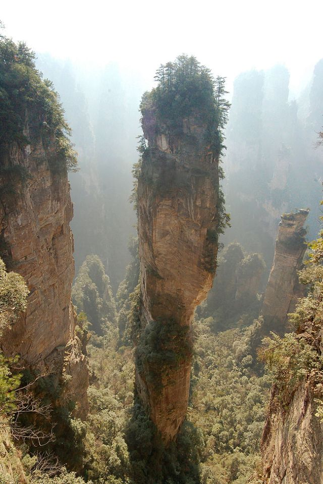 The Avatar Mountains (14 pics)