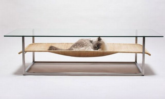 Table for Cats (4 pics)