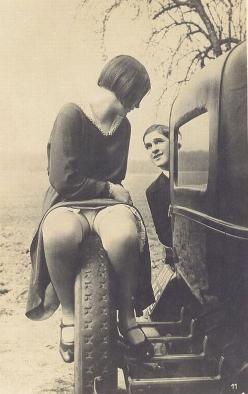 WTF Retro Pictures. Part 2 (90 pics)
