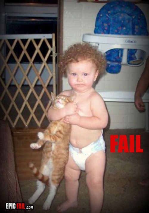 The Cat's Meow..Ouch (24 pics)
