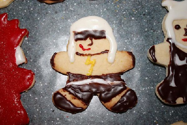 Lady Gaga and the Cookie Thought (52 pics)