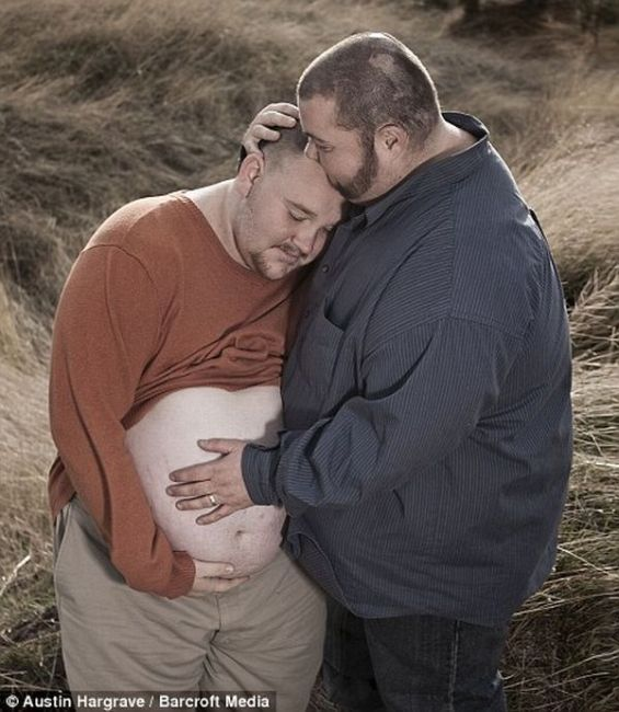 Another Pregnant Man (5 pics)