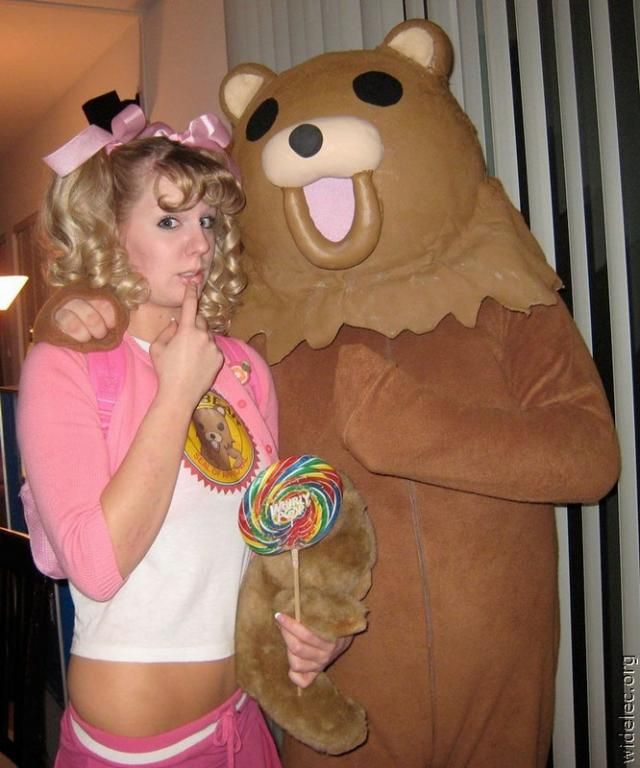 The Best Of Hilarious Halloween Costumes (94 pics)