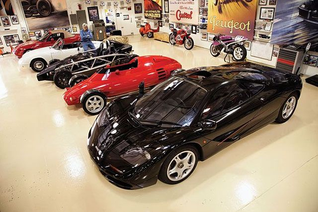 jay leno s garage 64 pics. Black Bedroom Furniture Sets. Home Design Ideas