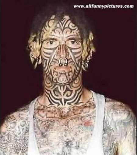 Strange Body Modifications (20 pics)