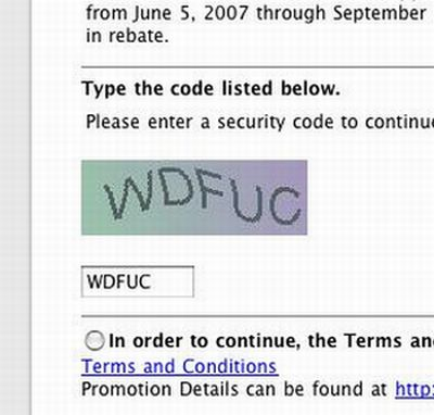 Unsuccessful and Crazy Captchas (44 pics)