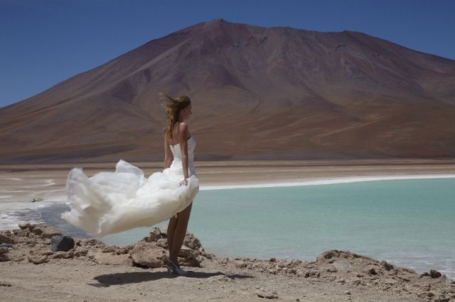 The Most Beautiful Wedding in a Lost Corner of the Earth (8 pics)
