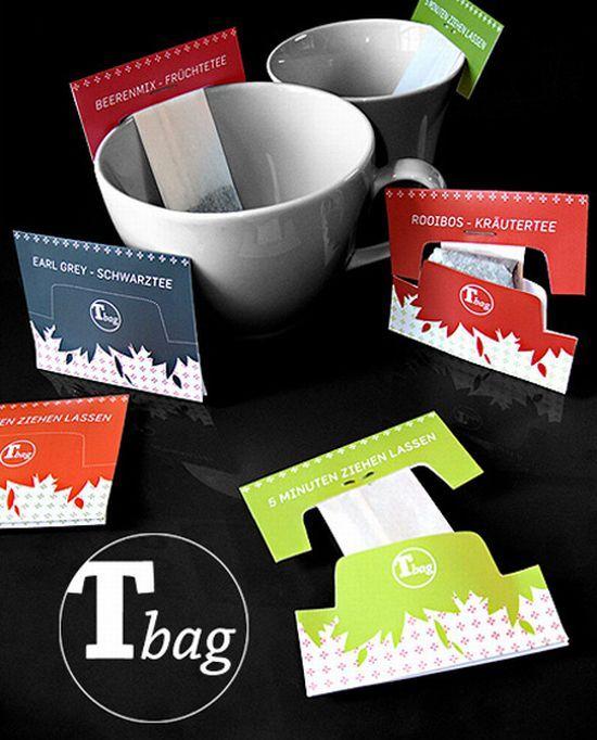 Tantalizing Tea Bags (20 pics)