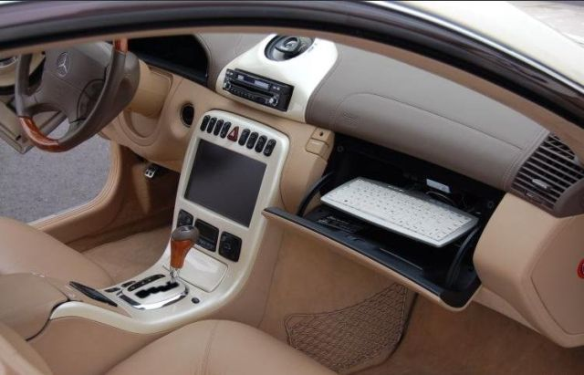 Hot New Auto Interiors (20 pics)