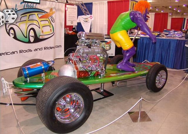 Wonder Wagons (138 pics)