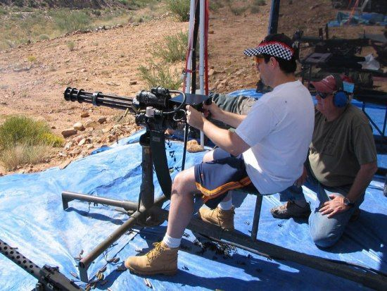 Experience World's Class Shooting (24 pics + 3 videos)