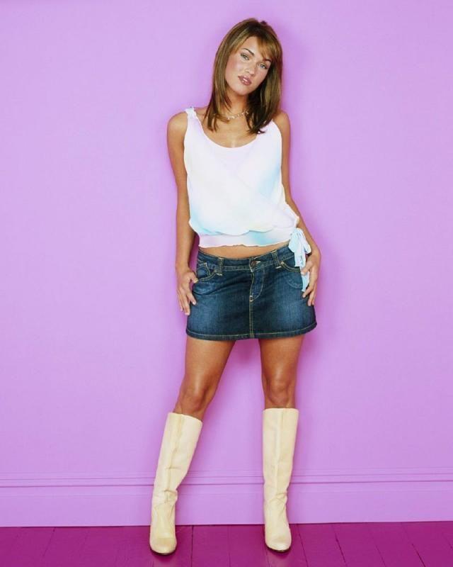 Photoshoot of Young Megan Fox (6 pics)