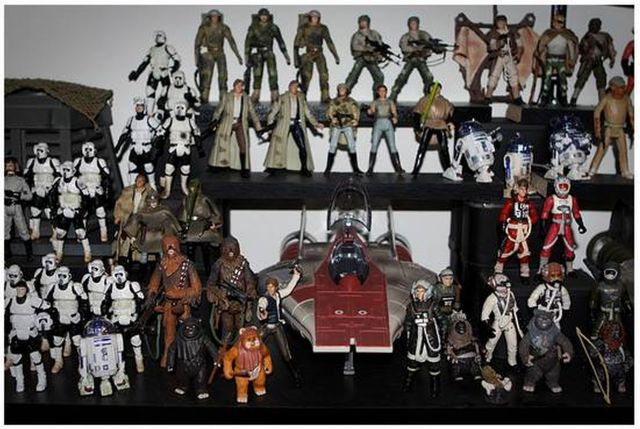 Incredible Collection for Star Wars Fans (143 pics)