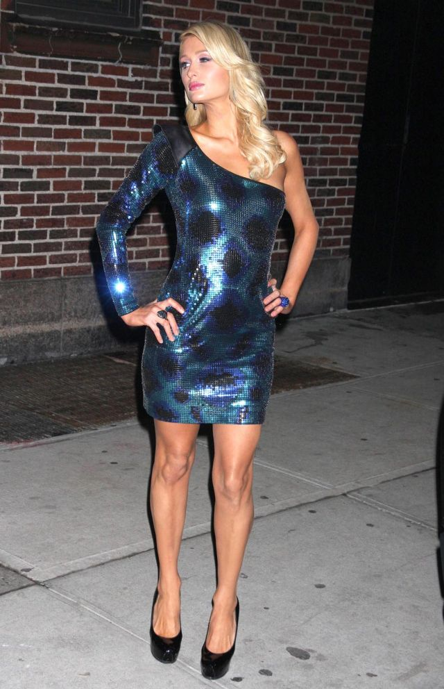 Paris Hilton Is Maybe Stupid but She Has Delicious Body (9 pics)