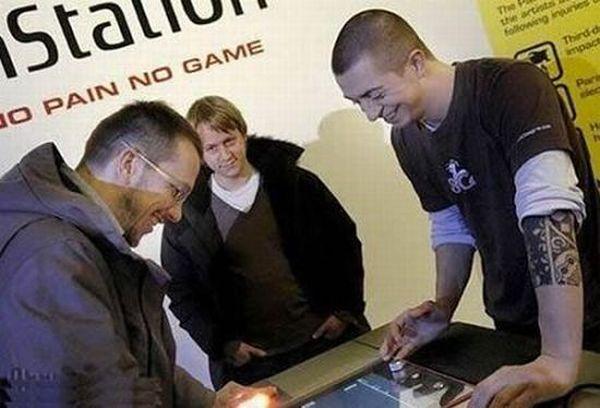 No PlayStation but a PainStation (12 pics)